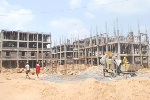 Arya Bright Residency Construction Status