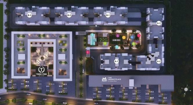 VTP Urban Nest Layout Plan