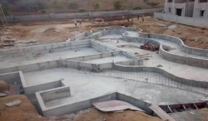 Mantri Euphoria Construction Status