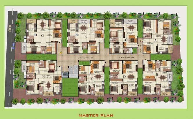 SVR Agasthya Cluster Plan