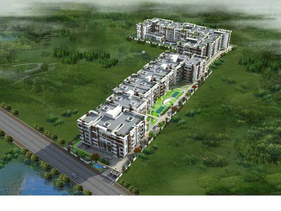 Pavani Sarovar Phase 1 Elevation
