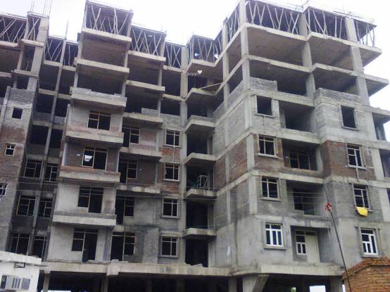 Coral Arihant Heights Construction Status