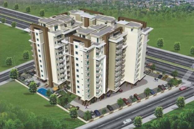 Coral Arihant Heights Elevation