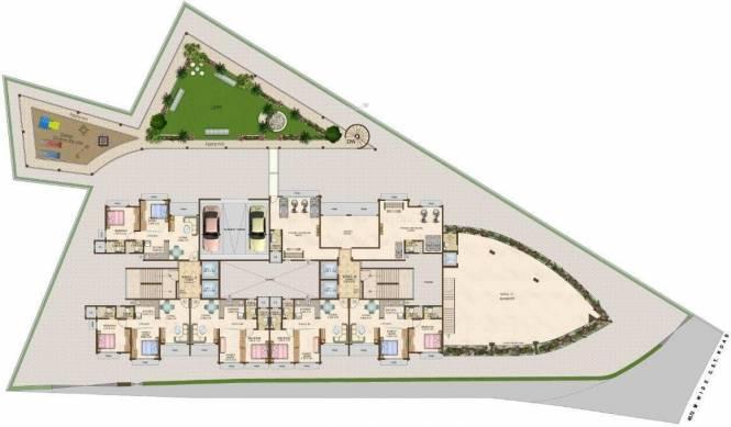 Sumit Sumit Artista Cluster Plan