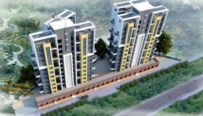 Sonigara Indraprabha Phase 2 Elevation