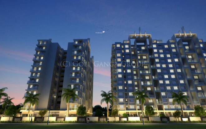 Goel Ganga Glitz Elevation