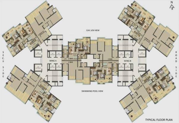 Siesta Cluster Plan