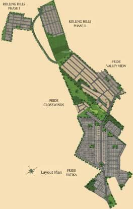 Pride Rolling Hills Master Plan