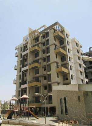 Karda Hari Om Residency Construction Status