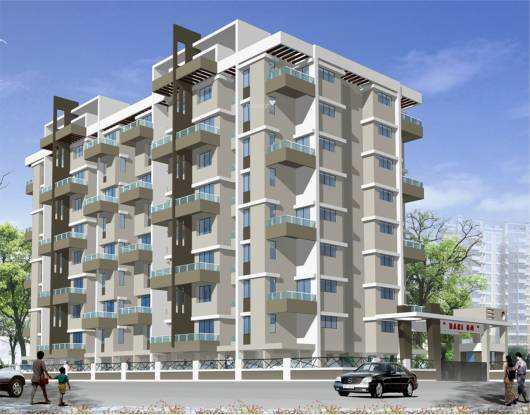 Karda Hari Om Residency Elevation