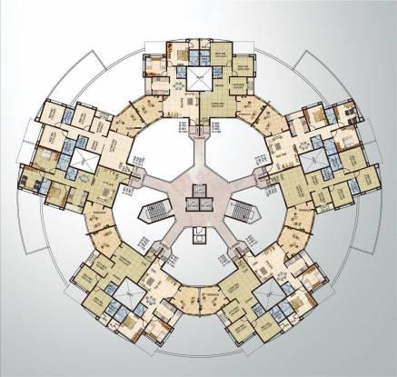 Karda Hari Shrushti Cluster Plan