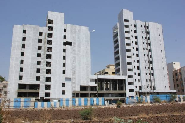 Sanskruti Terraza Construction Status