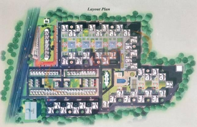 Ramesh Hermes Heritage Phase 1 Layout Plan