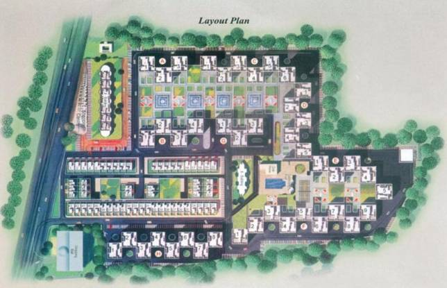 Ramesh Hermes Heritage Phase 2 Layout Plan