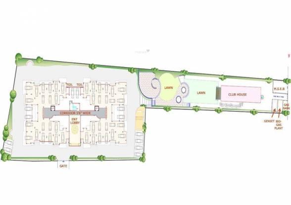 Vanshaj Opulence Site Plan