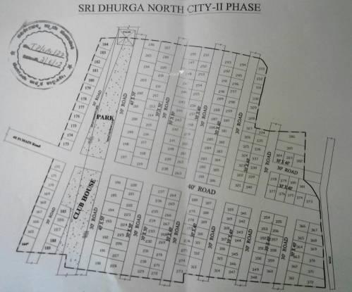 Sri North City Phase 2 Site Plan