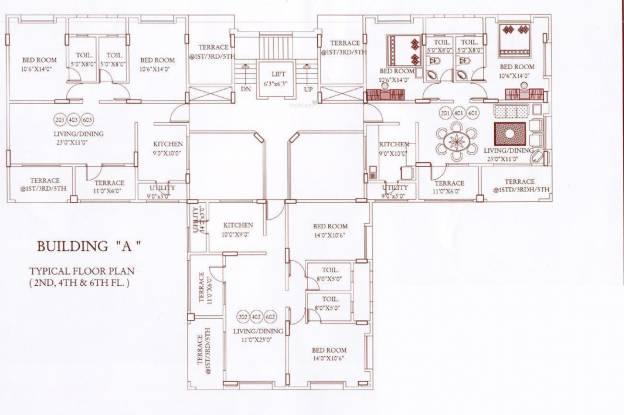 Mutha Daffodil Avenue Cluster Plan
