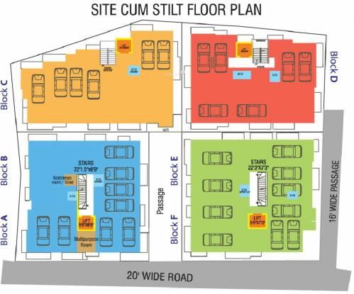 Dakshin Dhara Cluster Plan