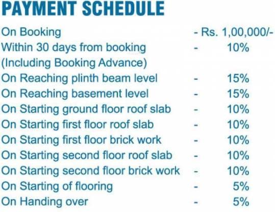 Dakshin Dhara Payment Plan