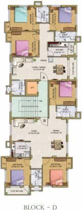 Eden Astor Park Cluster Plan