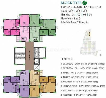 Eden Eden City Cluster Plan