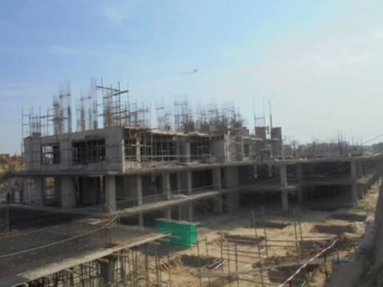 Vatika Tranquil Heights Construction Status