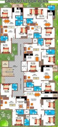 VKC Chourasia Pride Cluster Plan