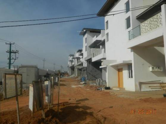 Mantri Courtyard Construction Status
