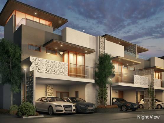 Mantri Courtyard Elevation