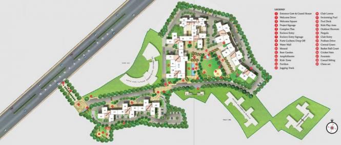 Mani Tirumala Site Plan