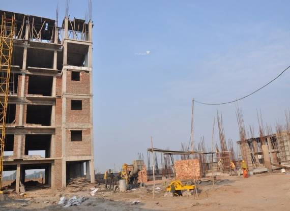 Emerging Heights III Construction Status