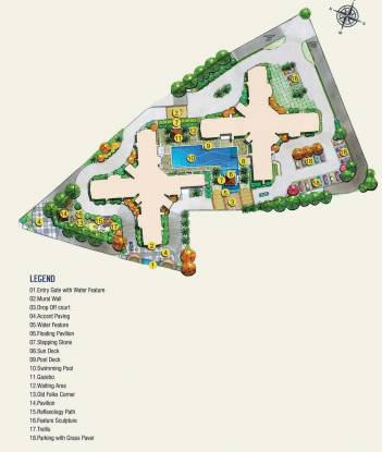 Purva Purva Moonreach Site Plan