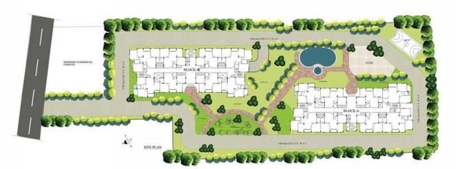 Manar Elegance Site Plan