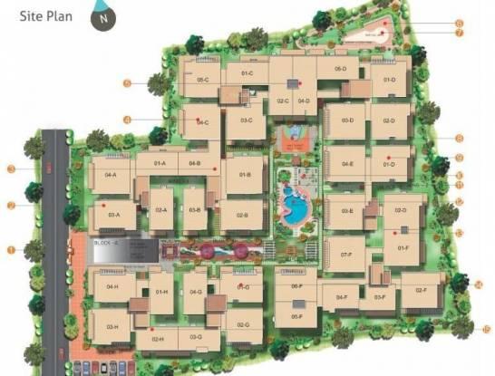 Amrutha Value Site Plan