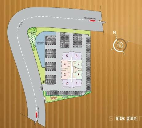 Mohtisham Gallery Site Plan