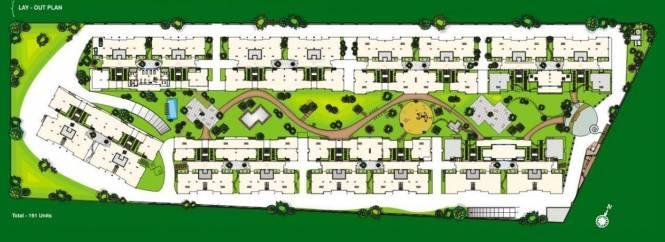 Pacifica La Habitat Layout Plan