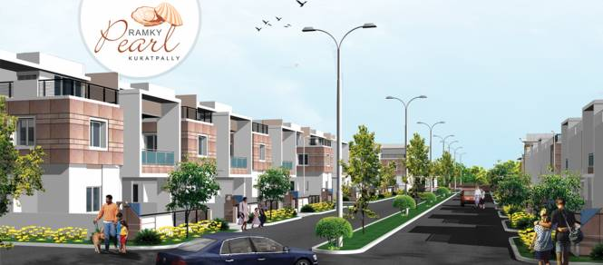 Ramky Pearl Elevation