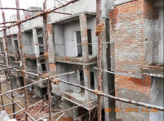 Anmol Kiran Construction Status