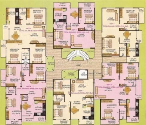 i1 S S Elina Cluster Plan