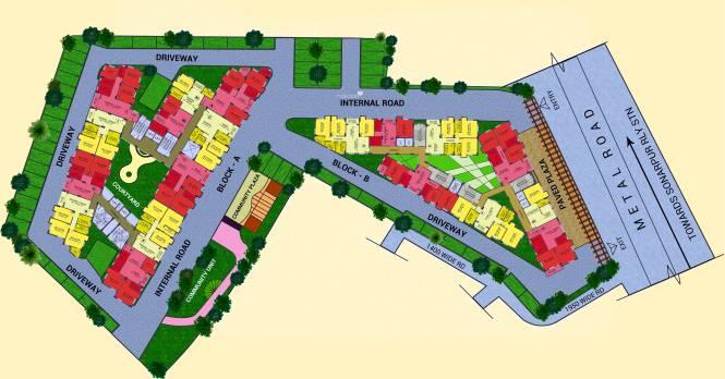BCT Sonar Sansar Master Plan