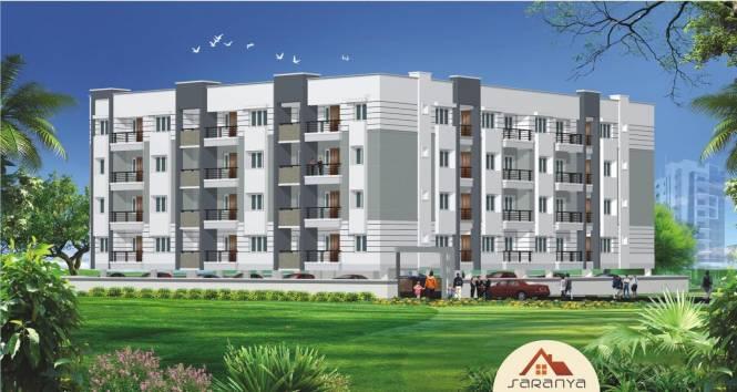 Saranya Homes Elevation
