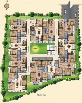 Saranya Homes Master Plan