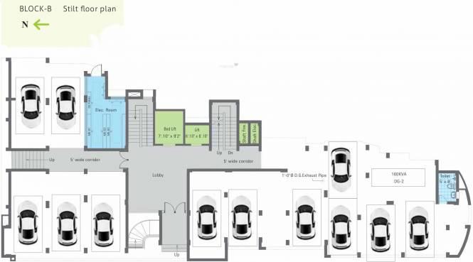 Appaswamy Brooksdale Cluster Plan
