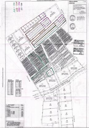 Sairung Yash Vishwa Layout Plan