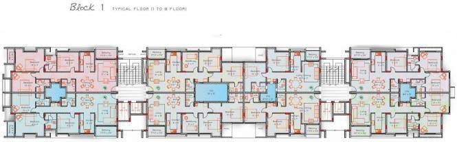 Appaswamy Cityside Cluster Plan