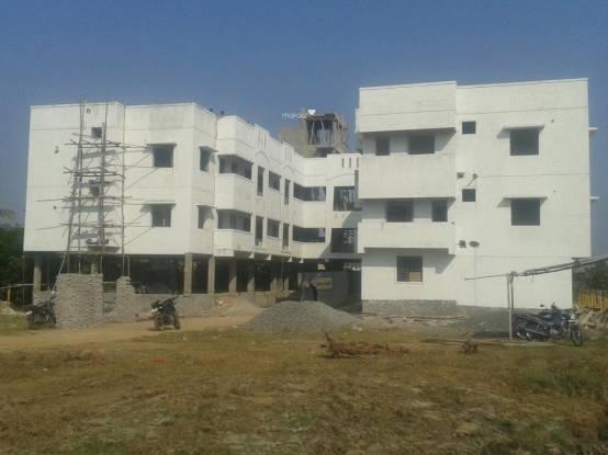 Kaaviya Isha Construction Status