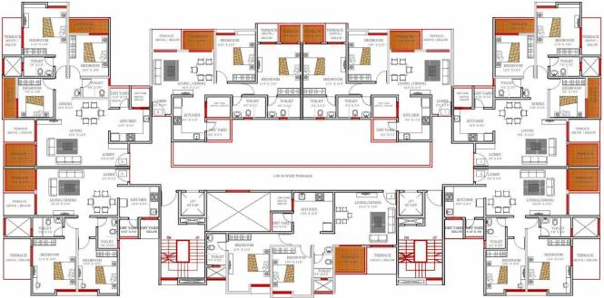VTP Urban Senses Cluster Plan