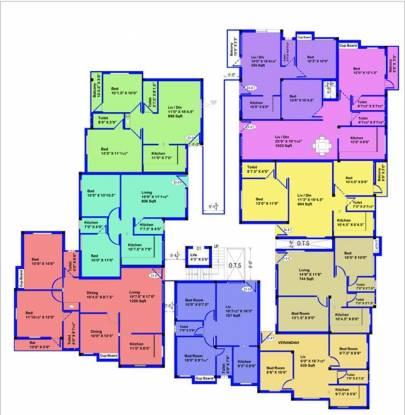 ARRR Ponniamman New Cluster Plan