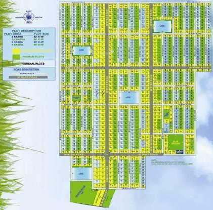 Janapriyo Kalyani City Enclave Layout Plan