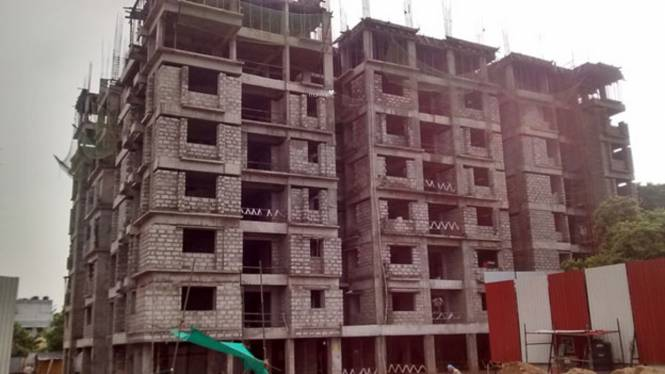 Akshaya Trichy Rich Construction Status